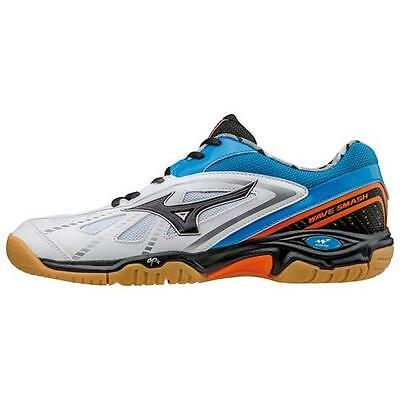 New Mizuno Badminton Shoes Wave Smash LO3 71GA1660 Freeshipping!!