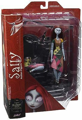 Nightmare Before Christmas - Sally - Select Action Figure - 7 Inch Scale