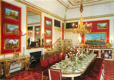 Postcard: Woburn Abbey, The Canaletto Room