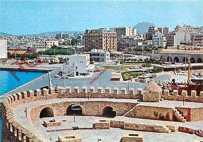 Postcard: Crete, Heraklion, View From The Fortress