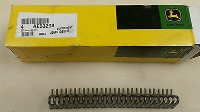 John Deere OEM part # AE53298 lace splice round baler belt 566 567 568 569 etc
