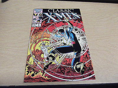 1987 Marvel Comics Classic X-Men Issue #5