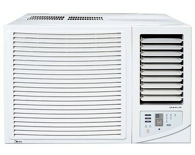 Midea MWF09HB4 Reverse Cycle 2.6 KW window/ wall system air conditioner
