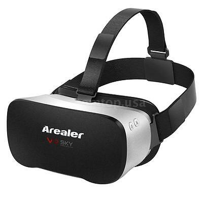 Arealer All-in-one Virtual Reality Headset 3D VR Glasses16GB WiFi 100°FOV U5Q6