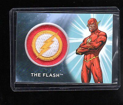 2016 Cryptozoic DC Justice E09  The Flash replica Batch card