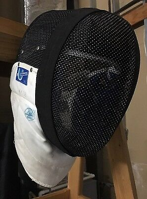 Uhlmann Fencing Helmet Mask Shield  Mask Great Condition