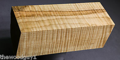 x0663  -  CURLY MAPLE  -  Turning / Craftwood -  Kiln Dried