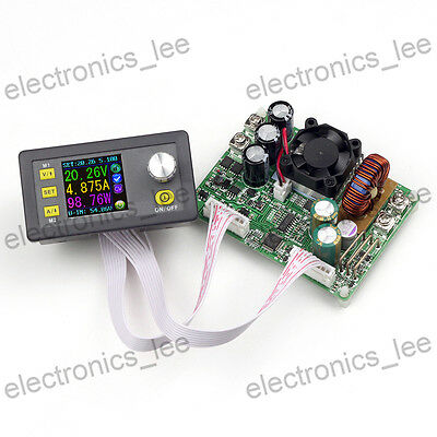 DPS5015 DC 50V 15A  Step-down Regulated LCD Digital Power Supply Adjustable