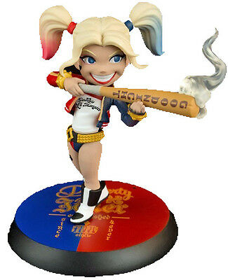 Suicide Squad Harley Quinn Q-fig Figure  - BRAND NEW