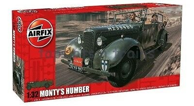 AIRFIX KIT Monty's Humber Snipe Staff Car 1:32 - A05360