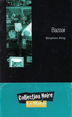 Stephen King - Bazaar - (Complet) Collection Noire / Le Matin