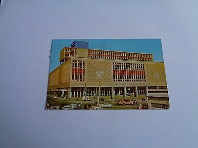 Vancouver General Post Office, British Columbia - 1960s postcard Canada