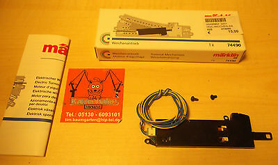 Märklin H0 74490 Track Drive complete with instructions boxed