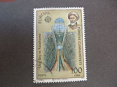 Turkey stamps 1983 100L SG 2810 used cat £7.50