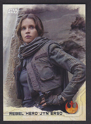 Topps Star Wars - Rogue One Series 1 - Base Card # 46