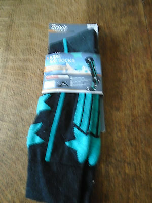 Ski Or Horse Riding Socks Size 2.5 To 5 Eur 35-38 Thermolite