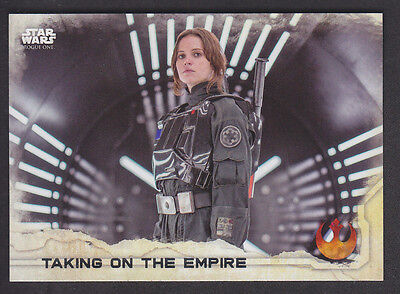 Topps Star Wars - Rogue One Series 1 - Base Card # 84