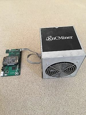 KNC KNCMiner  1cube Neptune+ Controller Board, Hashspeed 720+ Gh/s
