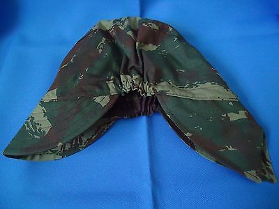 Portugal Portuguese Colonial War Africa Combat Camouflage Camo Cap Hat Copy
