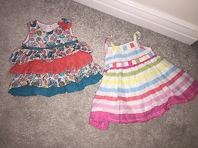 Baby Girl Dress Bundle 3 - 6 Months