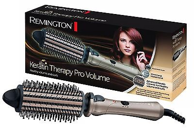 Brand New Remington CB65A45 Keratin Therapy Pro Volume Styler Hot Brush