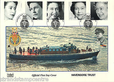 2002 Jubilee - Havering Havengore Trust Official (Churchill on Boat Version)