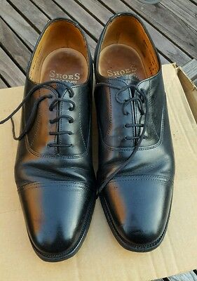 RAF Officers Oxford Shoes