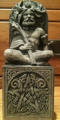 Pagan god figurine