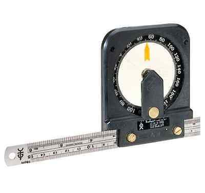 AcuAngle® Model A-100 Inclinometer Angle Finder Level DIY Satellite Woodwork