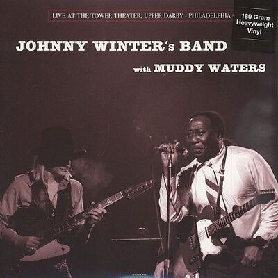 Johnny Winter's Band With Muddy Waters Live At The Tower Theater 1977 DOR2082H