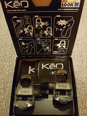 Look KEO Sprint Pedals - Used - Good Condition