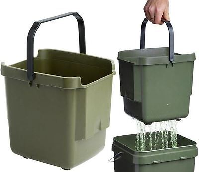 Trakker NEW Fishing Pureflo Bait Filter System + 17ltr Square Bucket - 216600