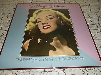 MARILYN MONROE 12 Month Calendar 1994 NEW Sealed CEDCO