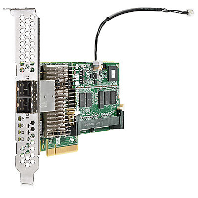 HP Enterprise Smart Array P441/4GB FBWC 12Gb 2-ports Ext SAS PCI Express x8 3.0