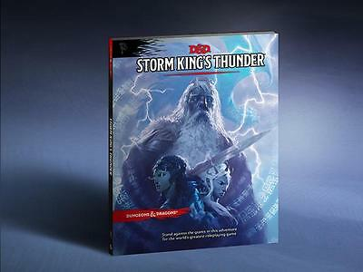 Dungeons & Dragons 5. Edition Storm King's Thunder Adventure Englisch Hardcover