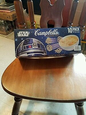 star wars campbell soup box