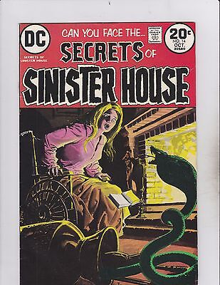 DC Comics! Secrets of Sinister House! Issue 14!