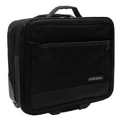 DIESEL Wheeled Suitcase Briefcase Trolley Laptop Cabin Hand Luggage Travel Bag