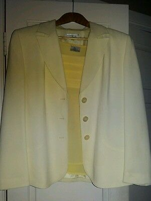 Gold jacket and top