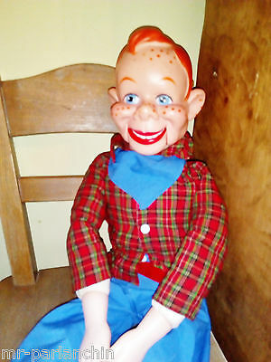 Howdy Doody puppet ventriloquist doll  fully working order