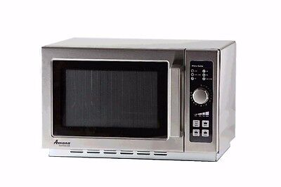 Microwave Oven, Amana Commercial, 1000 Watts, Model  RCS10DSE