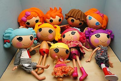 "Lalaloopsy Doll Bundle Large 12"" Inch Sized Collection Toys Dress up Collectable"