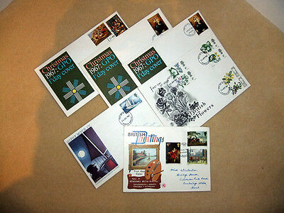 1967 First day Covers