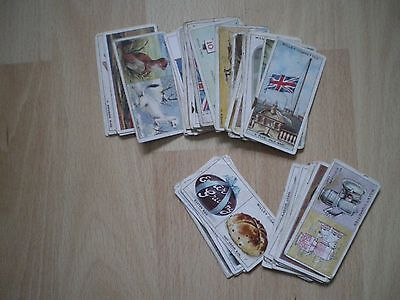 Collection Of Wills Cigarette Cards - Do You Know