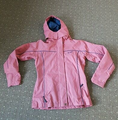 harry hall girls pink riding jacket. Age 10-11 years