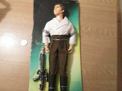 Star Wars Han Solo 12 inch figure still carded 1990s