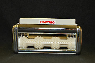 MARCATO ATLAS RAVIOLI attachment  dough sheeter acessory 150 Pasta Maker ITALY