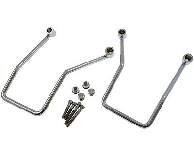Saddlebag Holder Kit fits HARLEY DAVIDSON SPORTSTER 883/1200