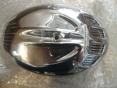 Harley Davidson 2002-2011 Road King Chrome Scarab Air Cleaner Cover