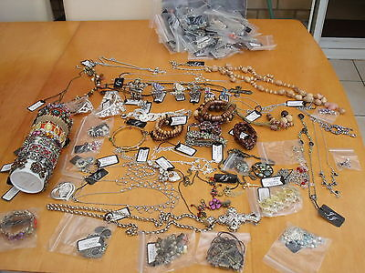 SPECIAL OFFER New Mixed lot Costume Jewellery bangles, bracelets, necklases etc